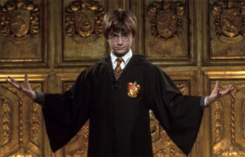 Harry Potter and the Sorcerer's Stone © 2001 Warner Bros. Entertainment Inc. Harry Potter Publishing Rights © J.K.R.
