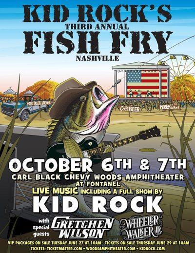 Kid Rock's Fish Fry