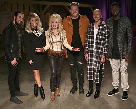 Dolly Parton & PENTATONIX