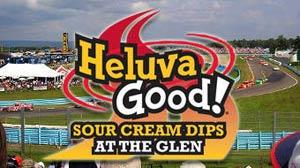 Heluva Good! Sour Cream Dips at The Glen
