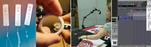 Sondes, ateliers d'arts numériques en Afrique