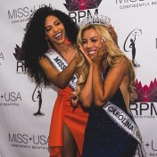 Miss USA 2019 Cheslie Kryst crowns Miss North Carolina USA 2019 successor Laura Little
