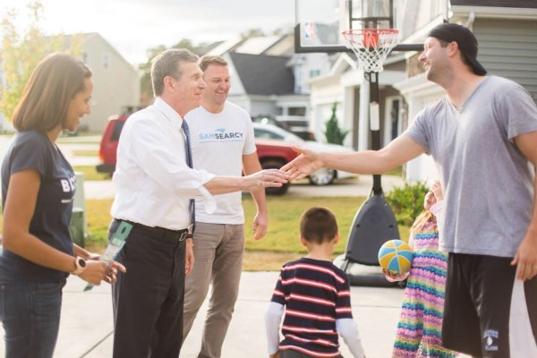 ICYMI: Gov. Cooper Gets Out the Vote in Burlington, High Point, Greensboro, and Fuquay-Varina