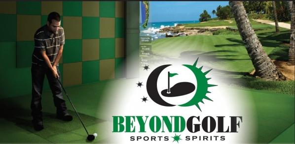 Beyond Golf Sports & Spirits