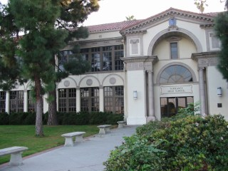 Torreance High School, or, Sunnydale High School, home of the Hellmouth.