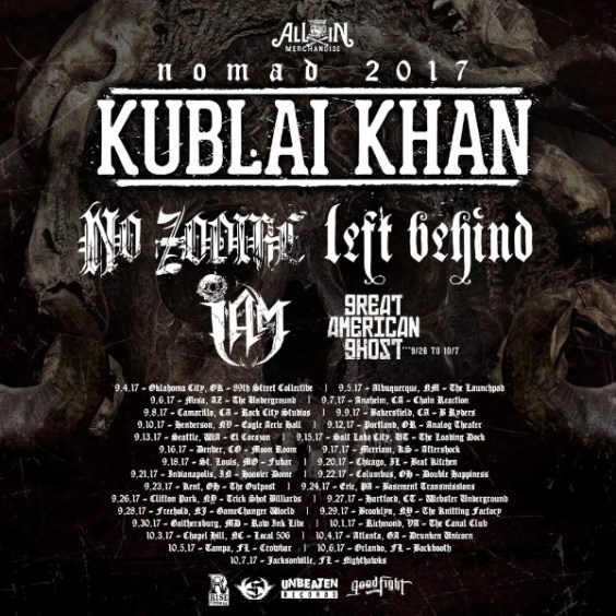 Image result for kublai khan band poster knitting fac