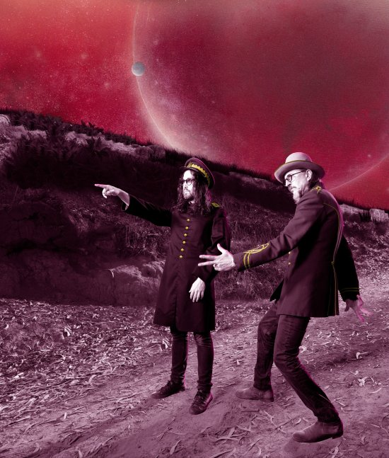The Lennon Claypool Delirium
