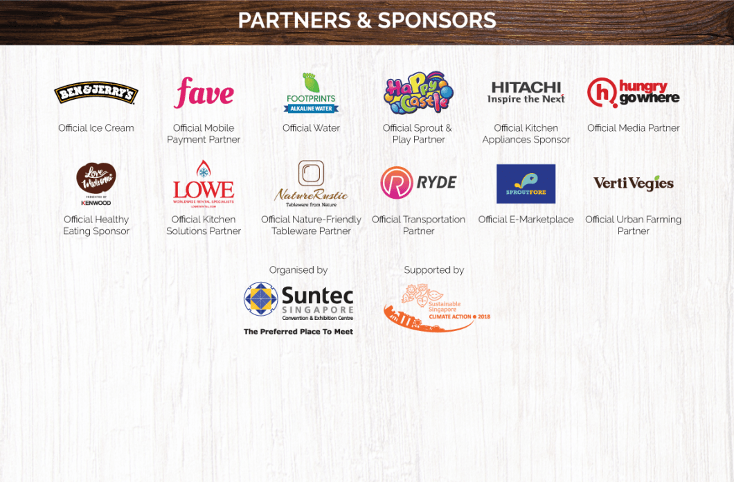 Partners & Sponsors