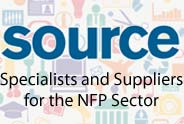 Source.....Specialist and Suppliers for the NFP Sector