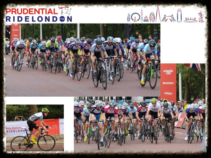 August 2014: Prudential Ride London Report | Hillingdon Slipstreamers