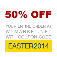 Increadible Wordpress Easter Gifts Available Only This Week - Blogging