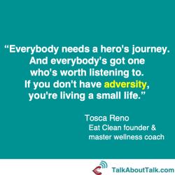 tosca reno hero's journey