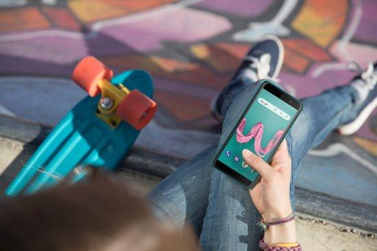 A Wiko propõe um regresso às aulas colorido, divertido e rebelde! 1