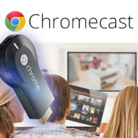 Google Partners Google Chromecast