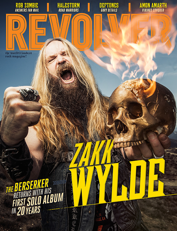 ZAKK WYLDE sleeping dogs