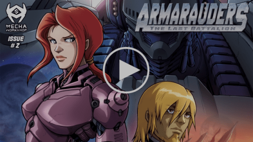 Armarauders: The Last Battalion (Motion Comic) – Episode II