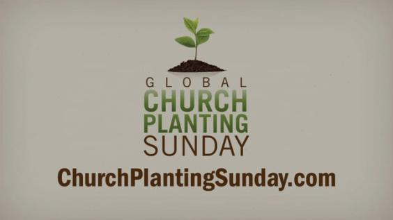 Global Church Planting Sunday
