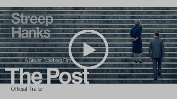 THE POST | Official Trailer | In Cinemas Jan 11 | eOne