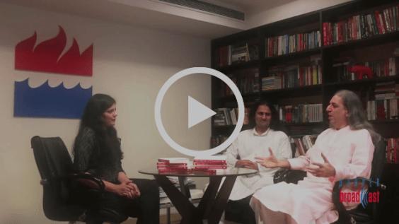 Khurshed Batliwala & Dinesh Ghodke in conversation with Amrita Tripathi