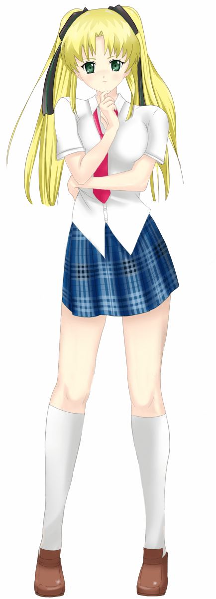 Mikaela summer uniform