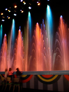 The Light and Water Show