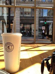 Chipotle in Downtown Crossing