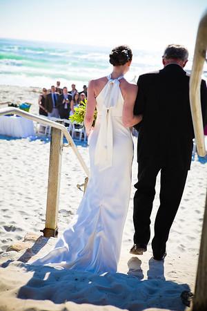 Asilomar Beach Wedding
