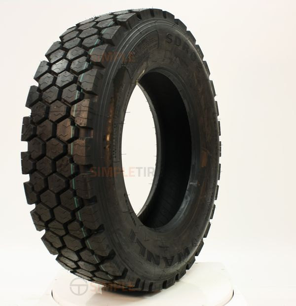 $202.99 - S3012 (SDR02) TRAX LUG 245/70R-19.5 tires | Buy ...