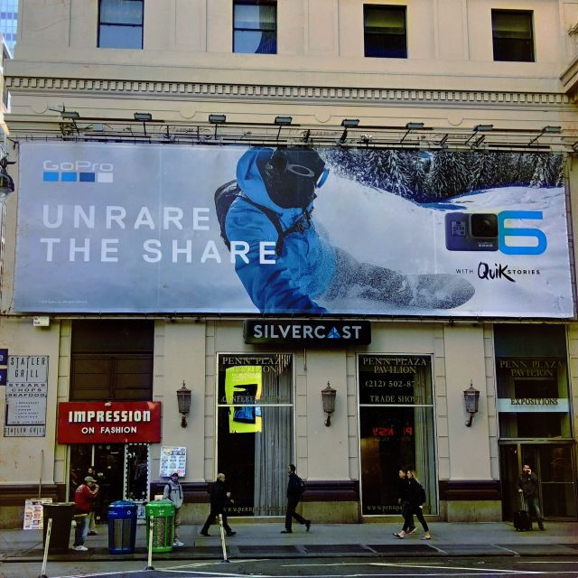 """GoPro, """"Unrare the Share"""""""