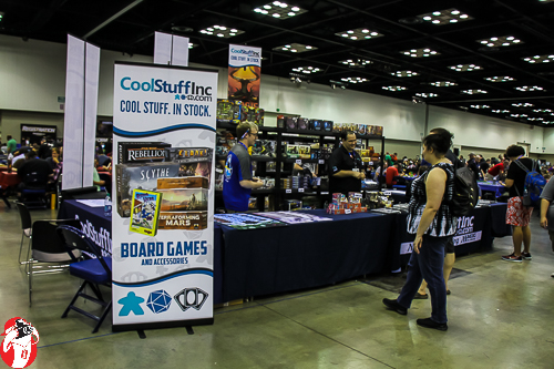 Lots of Cool Stuff at Gen Con 2017!