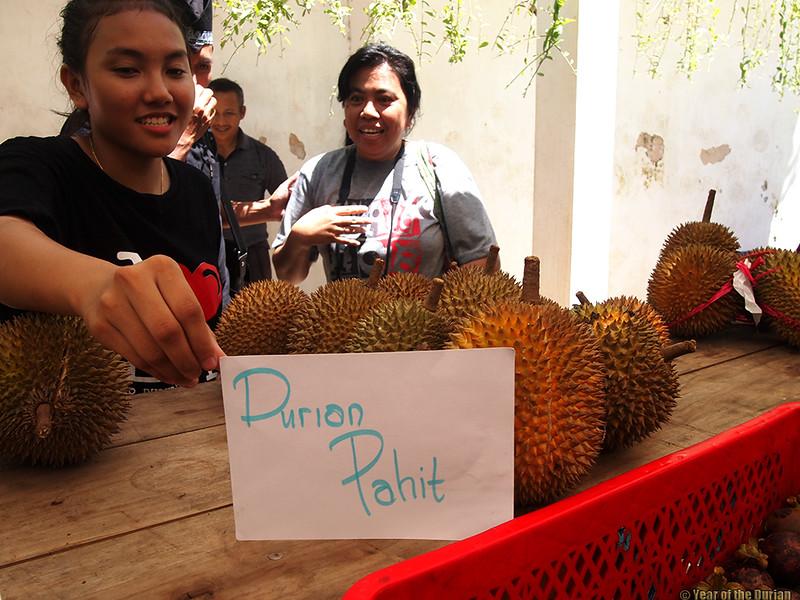 Durian Pahit