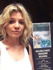 """#46 """"Galleria d'Arte Maggiore G.A.M."""""""