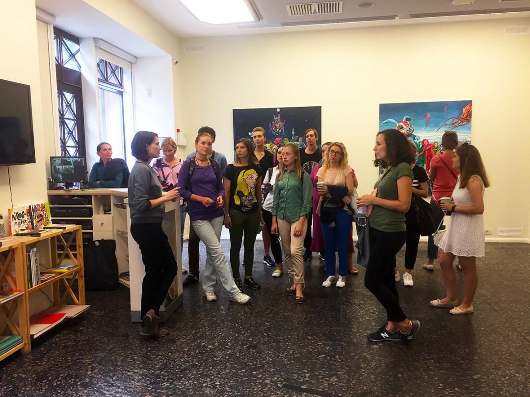 ART WALK Podil11