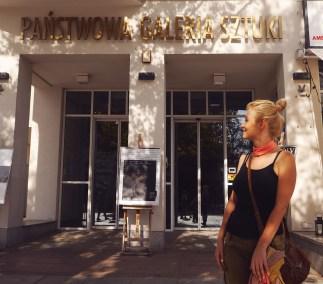 """#47 #Panstwowa Galeria Sztuki"""""""