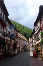 The quaint town of Miltenberg