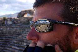 Andrew in his Optilabs glasses