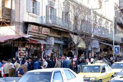 Aleppo's streets packed for Eid