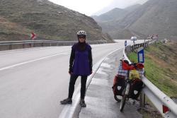Cycling fashion in Iran