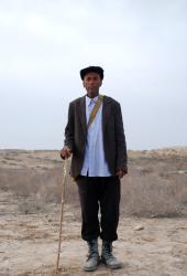 The camel herder