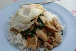 Bangkok Cafe Meal