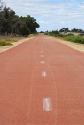 A great bike path