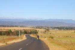 More hills!