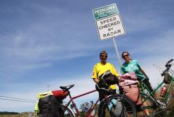 40,076 kilometers - around the world!!!!