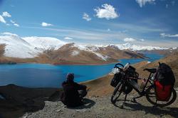 Peter in Tibet