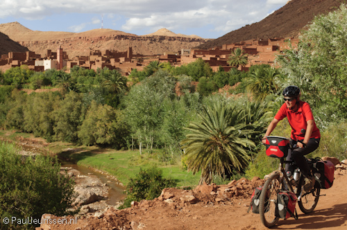 Cycling In Morocco