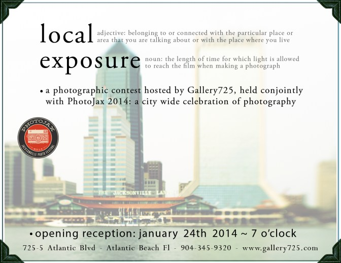 Local Exposure Flyer 2014