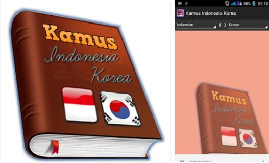 Aplikasi Belajar Bahasa Korea Indonesia