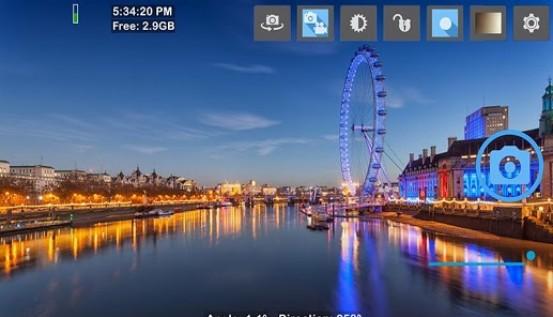 Aplikasi Kamera Android DSLR hd pro