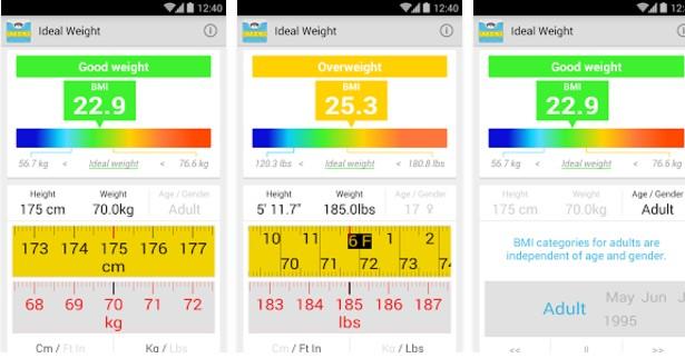 aplikasi timbangan digital untuk android