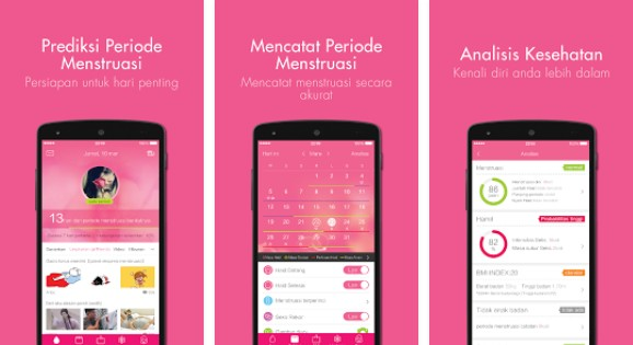 kalender menstruasi dan kehamilan